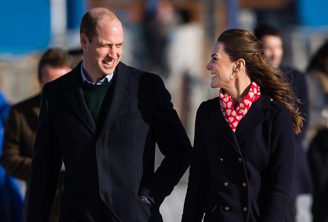Kate Middleton i książę William wyglądają na zgrane małżeństwo