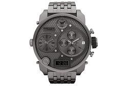 Nowy zegarek firmy Diesel - co cztery, to nie jeden