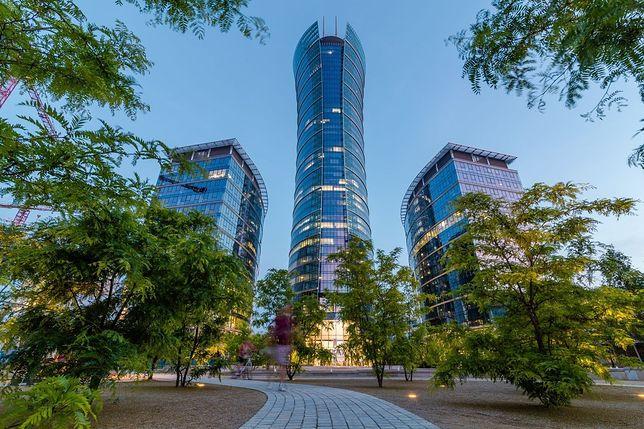 Warszawski biurowiec walczy o tytuł najlepszej inwestycji na świecie!