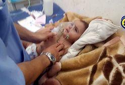 Departament Stanu bada doniesienia o użyciu trującego gazu w Syrii