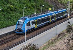 Śląsk. Opóźnienia pociągów do Oświęcimia po uszkodzeniu sieci trakcyjnej