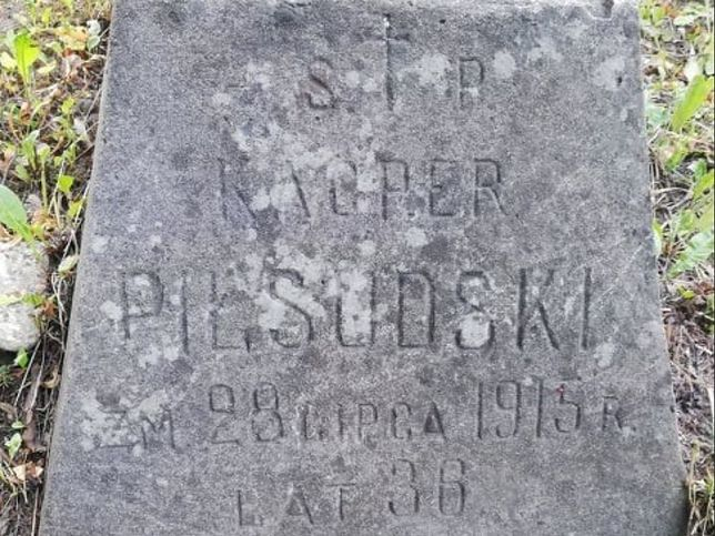 Wilno. Odnaleziono grób brata Józefa Piłsudskiego
