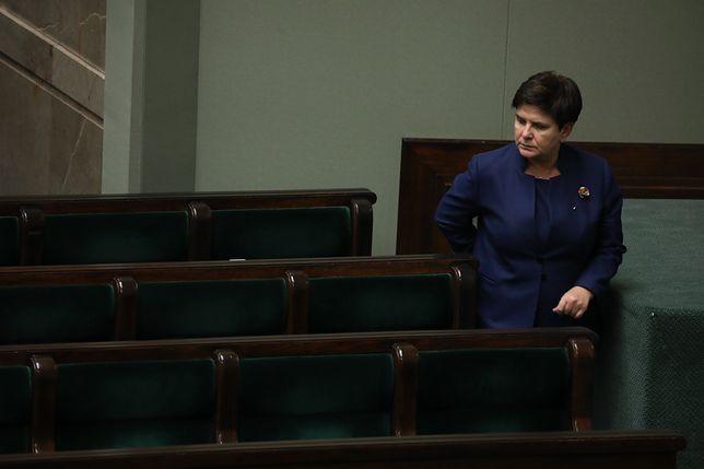 """""""Spitzenkandidat"""" Beata Szydło. Zdzisław Krasnodębski o wyborach do PE"""