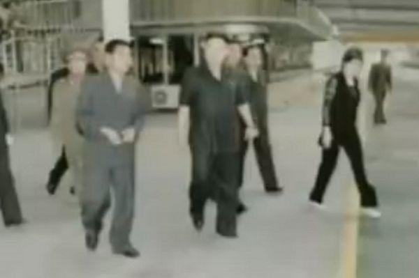 Sensacja w Korei Północnej: żona przywódcy w... spodniach