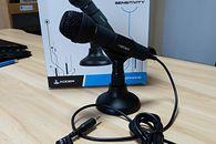 Natec Adder — tani mikrofon do zastosowań domowych