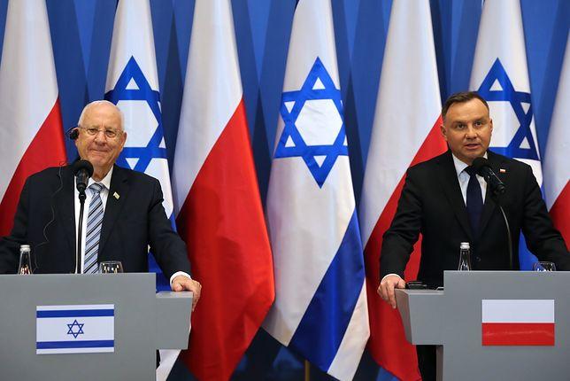 75. rocznica wyzwolenia obozu Auschwitz-Birkenau. Prezydent Andrzej Duda zabrał głos
