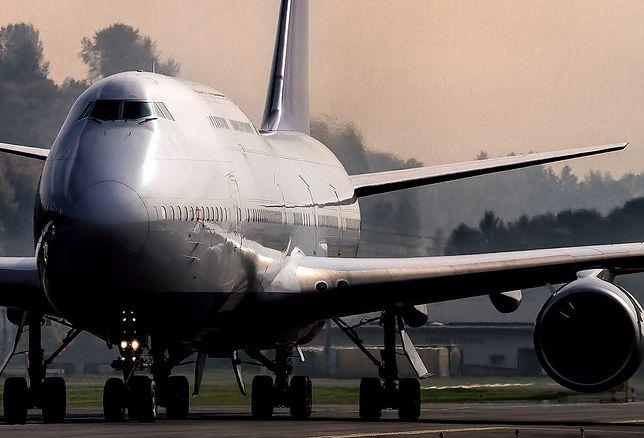 Samoloty pasażerskie są w niebezpieczeństwie