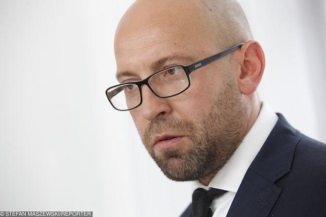 """Jakub Rutnicki będzie odwoływał się od kary, która została na niego nałożona za """"naruszenie powagi Sejmu"""""""