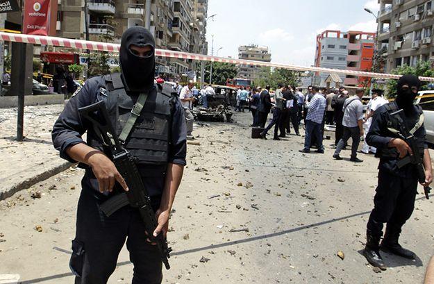 Atak islamistów na Półwyspie Synaj w Egipcie. Co najmniej 35 zabitych