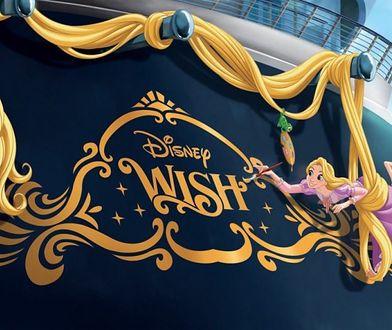 Disney Wish to najnowszy projekt Disneya