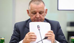 Prezes NIK Marian Banaś może wkrótce stracić immunitet. Decyzję wyda Sejm