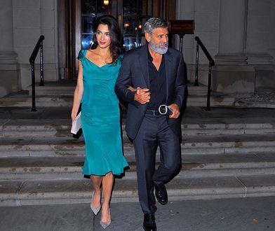Clooneyowie mają problemy w związku?