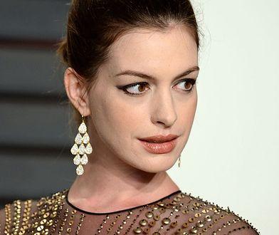 Anne Hathaway nazwała chłopca superbohaterem