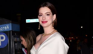Anne Hathaway promuje nowy serial