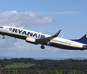 Ryanair uruchomi nowe trasy z Gdańska i Wrocławia. Dokąd polecą podróżni?