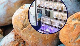 Chlebomaty mogą rozwiązać kłopot z dotykaniem pieczywa