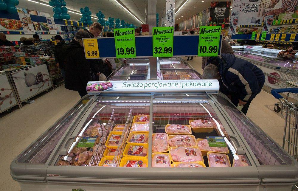 Ceny żywności na świecie najwyższe od trzech lat. W górę wystrzelił cukier