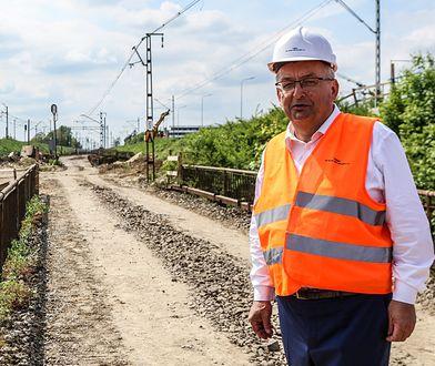 Inwestycje na kolei. Za trzy lata z Krakowa do Katowic dojedziemy w nieco ponad godzinę
