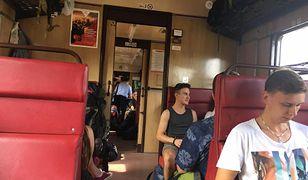 Tak wygląda legendarny pociąg na Przystanek Woodstock. Widzicie coś dziwnego?