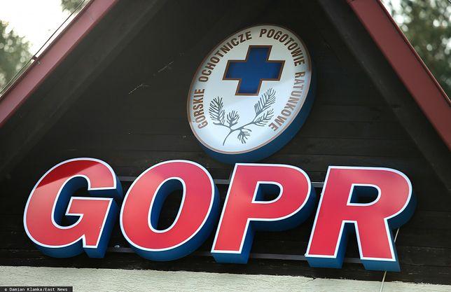 GOPR (zdjęcie ilustracyjne)