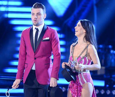 Damian Kordas skręcił kostkę podczas tańca
