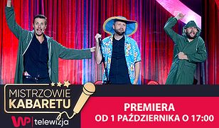 """""""Mistrzowie Kabaretu"""" powracają do Telewizji WP!"""