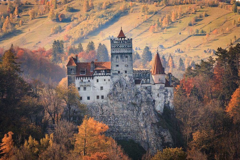 5 miejsc w Europie, które najpiękniejsze są właśnie jesienią