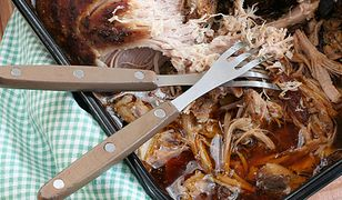 Pulled pork, czyli rwana wieprzowina