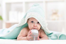 Picie wody u niemowląt i małych dzieci. Zdrowe nawyki kształtuj od początku