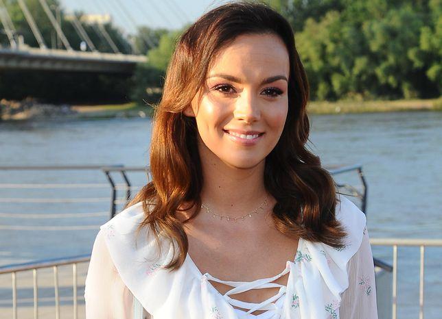 Paulina Krupińska jest mamą dwójki dzieci