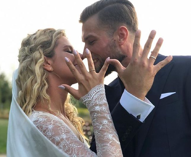 Zofia Zborowska i Andrzej Wrona są już po ślubie