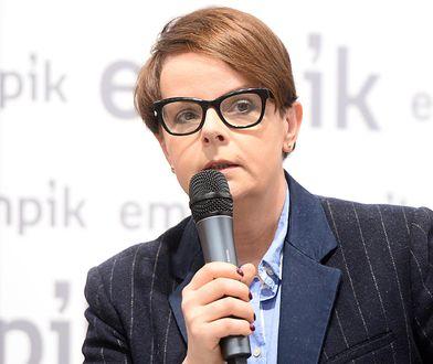 Karolina Korwin Piotrowska skrytykowała zachowanie ludzi na plaży. Ucierpiał jej pies