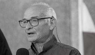Jan Lityński zginął, ratując psa. Żona zabrała głos