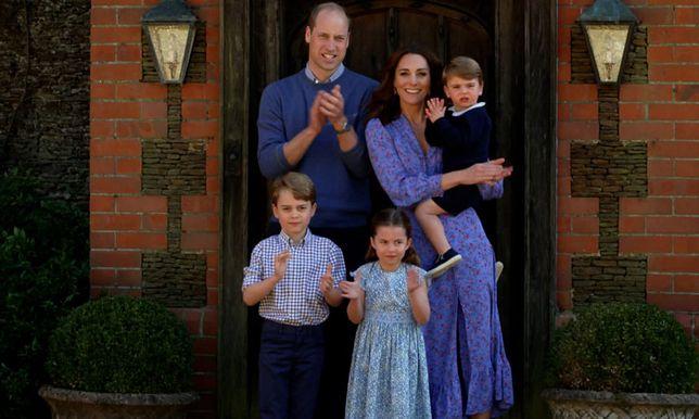 Dzieci księcia i księżnej Cambridge używają słodkich określeń.