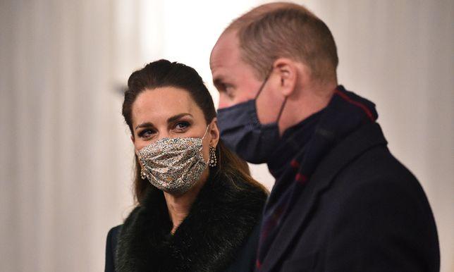 William i Kate odwiedzili królową Elżbietę.