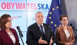 Grzegorz Schetyna o wyroku ws. frankowiczów: ta decyzja zmienia wszystko