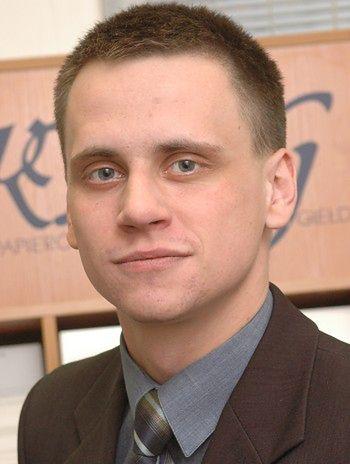 Łukasz Dajnowicz, Komisja Nadzoru Finansowego.