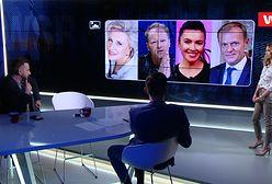 Publicyści:  Kaczyński powinien kupić kwiaty Krystynie Jandzie