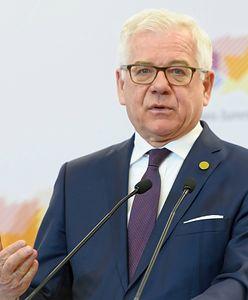 Szef MSZ: Polska gotowa wziąć udział w misji