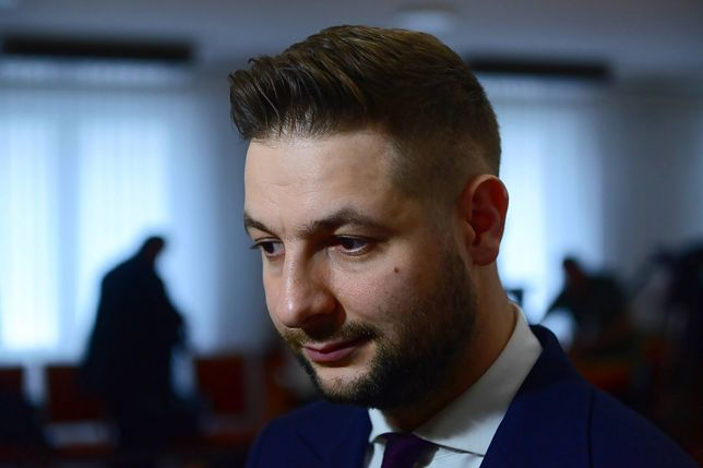 Patryk Jaki buduje własną frakcję? Solidarna Polska publikuje oświadczenie