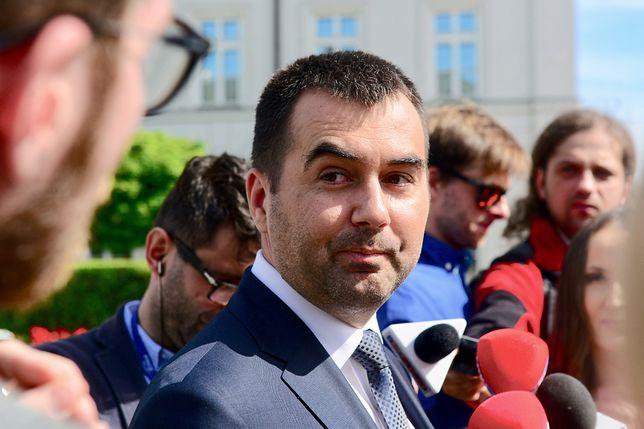 Andrzej Duda. Poważna choroba rzecznika, Spychalski ujawnia szczegóły