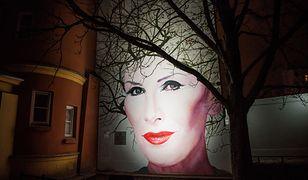 """Mural Kory """"zakwitł"""" na wiosnę. Grafika robi duże wrażenie"""