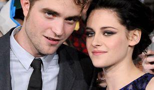 Robert Pattinson i Kristen Stewart. Aktor mówi o ich relacjach