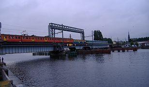 Most Kolejowy w Szczecinie