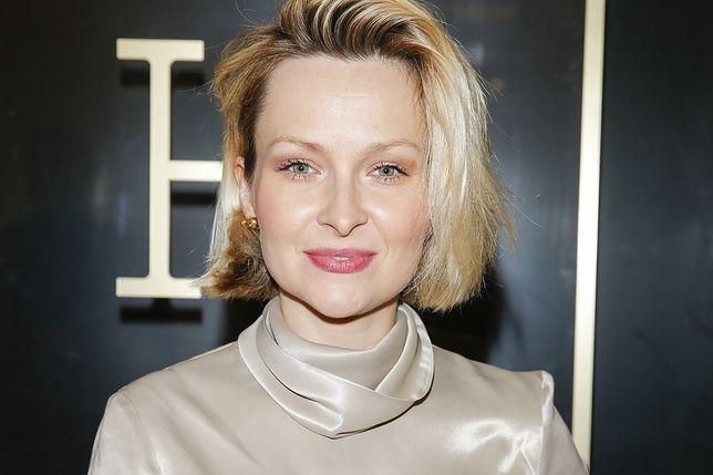 Marieta Żukowska jest piękną kobietą