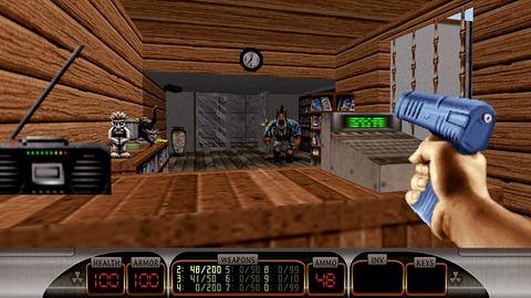 Duke Nukem 3D na Steamie zyskał tryb kooperacji i wieloosobowy