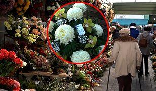 Tłumy na cmentarzach. Ceny zniczy i kwiatów wysokie jak nigdy