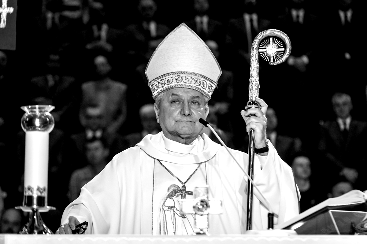 Biskup Edward Janiak nie żyje