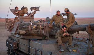 Artylerzyści IDF czekają na rozkazy