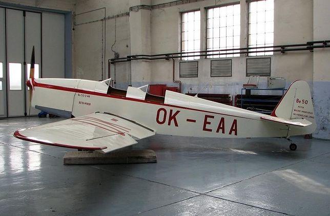 Wypadek samolotu 50 Beta-Minor